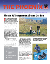 Issue 55 of The Phoenix